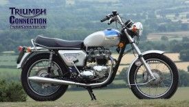Triumph Motorcycle Connection Wallpaper number 17