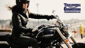 Triumph Motorcycle Connection Wallpaper number 16