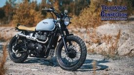 Triumph Motorcycle Connection Wallpaper number 15