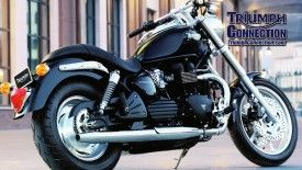 Triumph Motorcycle Connection Wallpaper number 31
