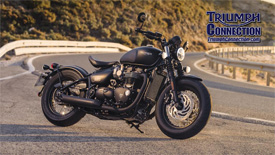 Triumph Motorcycle Connection Wallpaper number 29